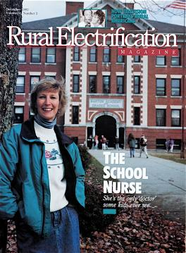 Rural school nurse